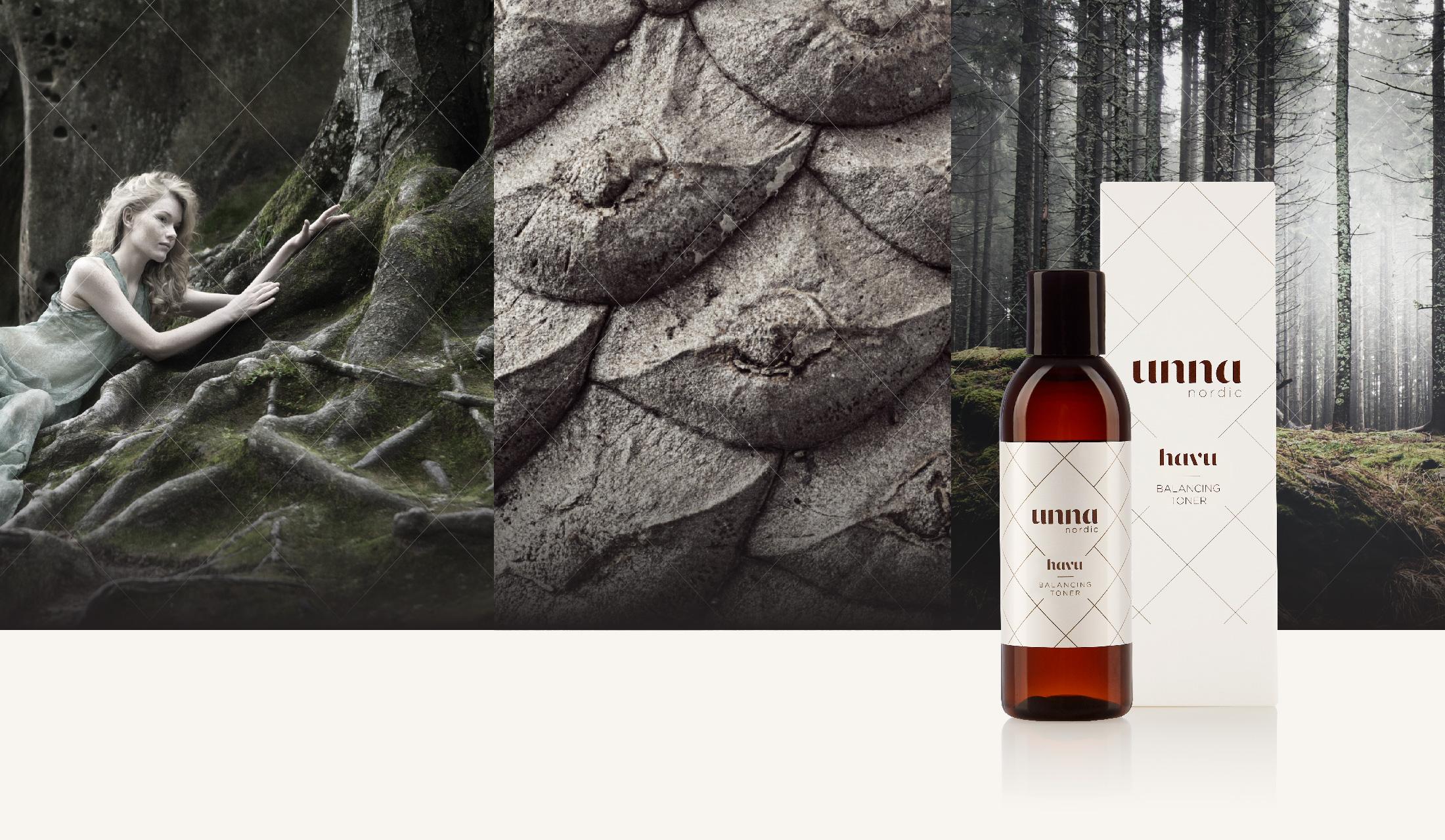 Unna Nordic - Tunne metsä ihollasi